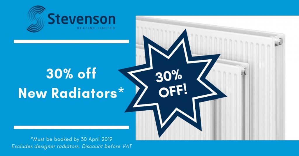 Stevensons Radiators Offer