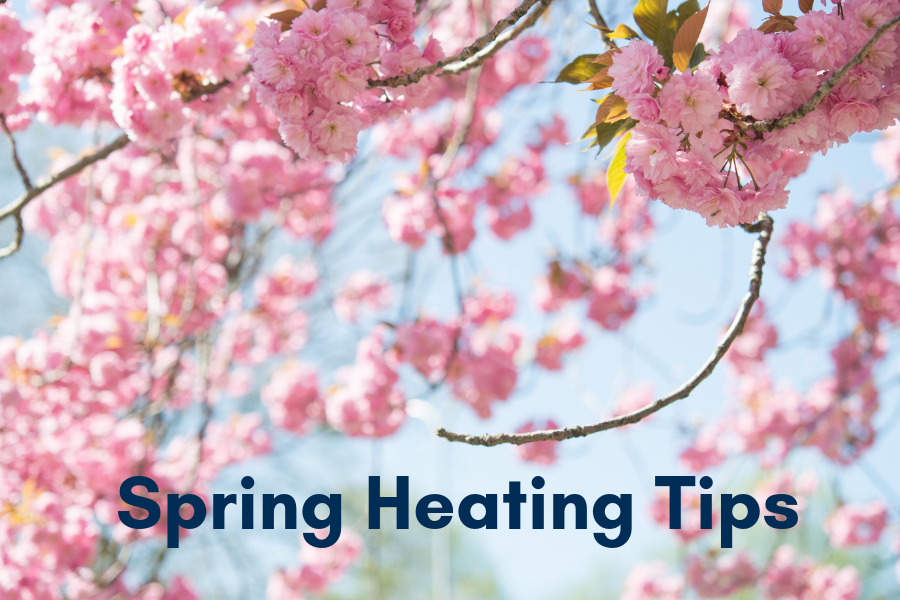Stevenson Spring Heating Tips