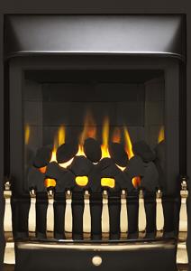 gas fire 1