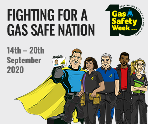 Gas Safety Week 2020